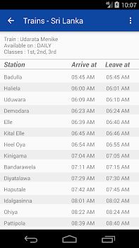 Trains - Sri Lanka