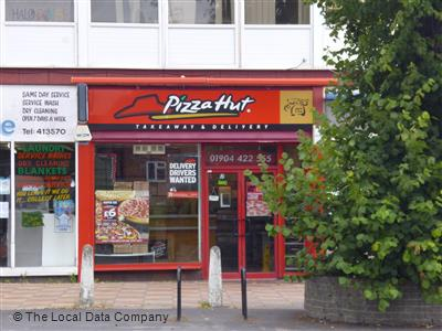 Pizza Hut Delivery On Hull Road Pizza Takeaway In City