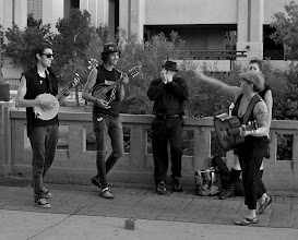 Photo: 291 Street Vibrations of the Musical Variety on the Reno Riverwalk by Barbara Matthews