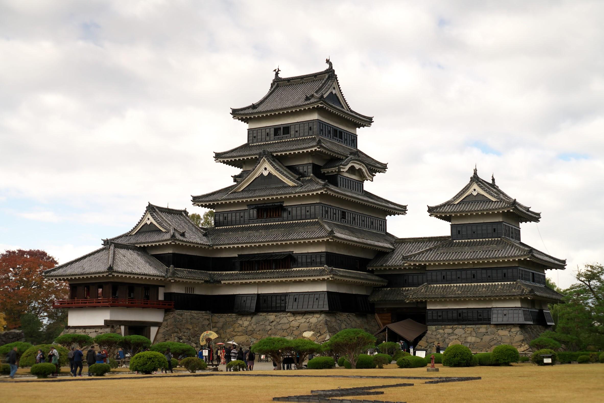 岐阜/長野小旅行 Day.2 – 松本城→黒部ダムを観光しよう