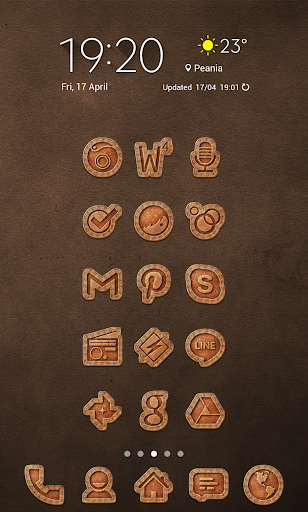 Stitched Leather - Icon Pack