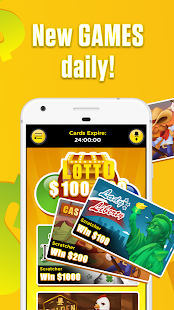 Lucky Day – Win Real Money 5