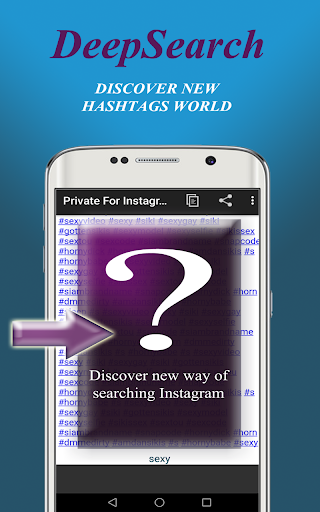 Incognito Search for Instagram 2.67 screenshots 6