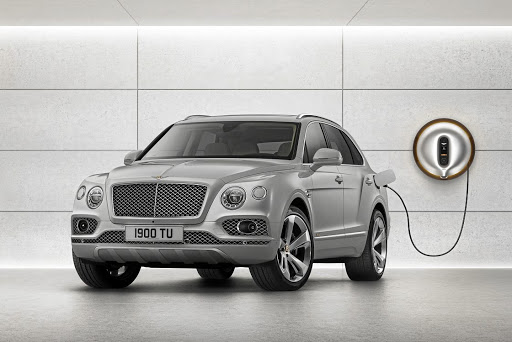 Bentley has revealed a plug-in hybrid version of the Bentayga.   Picture:  NEWSPRESS UK