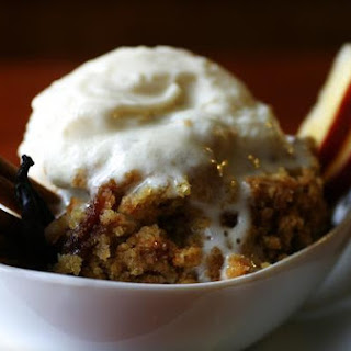 Grandma's Apple Crisp