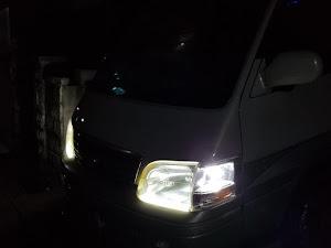ハイエースワゴン KZH106G スーパーカスタムリミテッド H16年式のカスタム事例画像 ymatyさんの2019年10月14日00:24の投稿