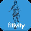 Marathon Race Running Trainer icon