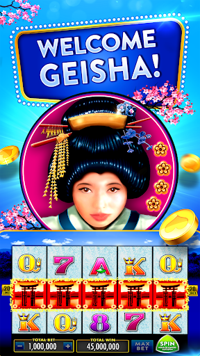 Télécharger Heart of Vegas Machines à Sous - Casino gratuit APK MOD (Astuce) screenshots 3
