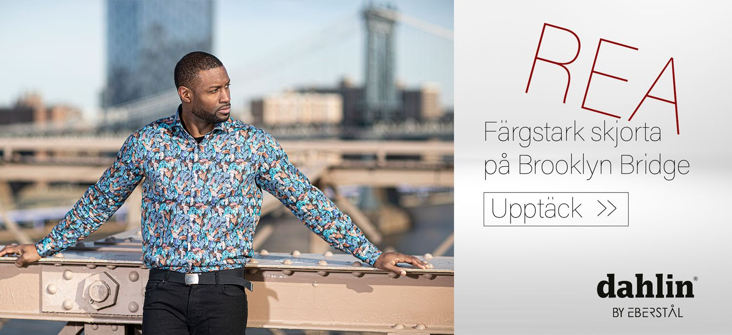 VIT POPLINSKJORTA MED CUT AWAY KRAGE - FASHION/ SLIM FIT