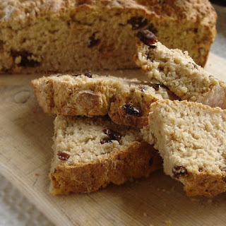 Hallowe'en Soda Bread
