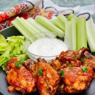 Instant Pot Chicken Wings.