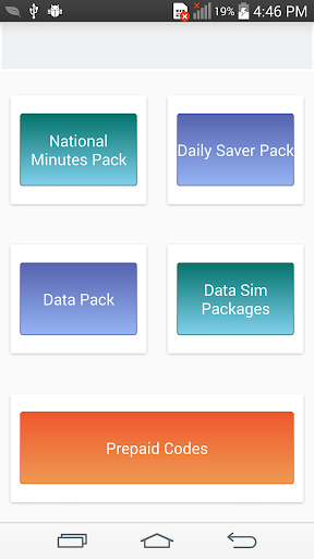 All Network Packages For UAE and KSA Latest 1.1 screenshots 2
