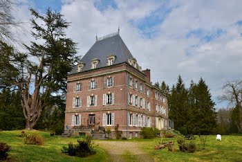 château à Lyons-la-Forêt (27)