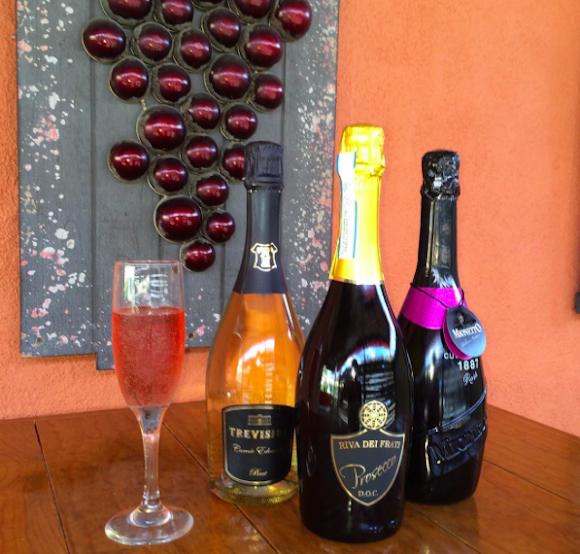 Vino Frizzante - Sparkling Wine