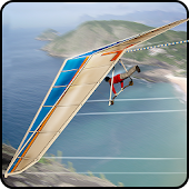 Air Hang Gliding Simulator 3D