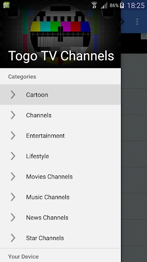 TV Togo All Channels
