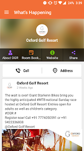 Oxford Golf Resort- screenshot thumbnail