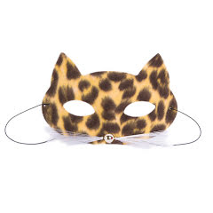 Ögonmask, Leopard