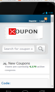 Coupon Spy screenshot 0