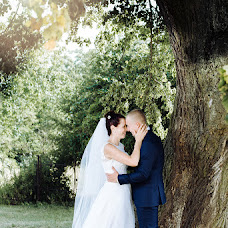 Wedding photographer Eva Hobzová (evahobzova). Photo of 18.05.2018