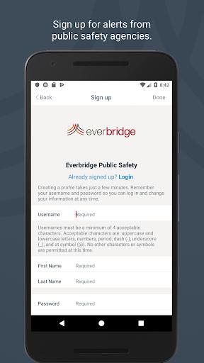 Everbridge screenshot 6