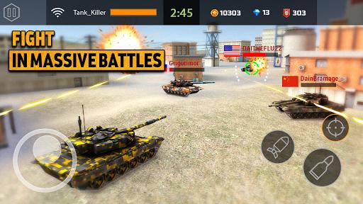 Iron Tank Assault : Frontline Breaching Storm 1.1.18 screenshots 10