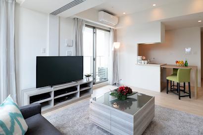 Minami Azabu Serviced Apartments, Minato