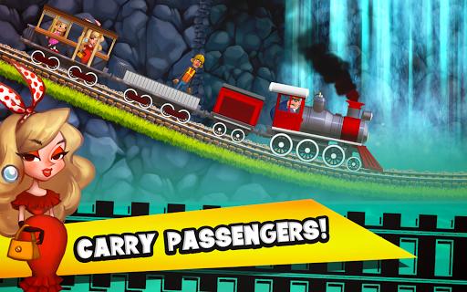 Fun Kids Train Racing Games  screenshots 3