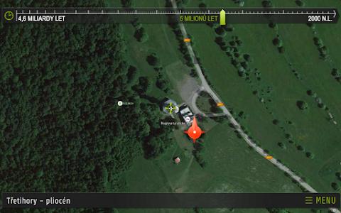 Kozákov - Czech Geology AR screenshot 2