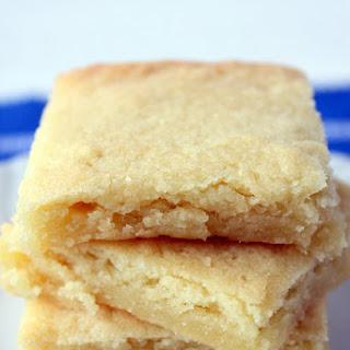 Dutch Butter Cake (Boterkoek).
