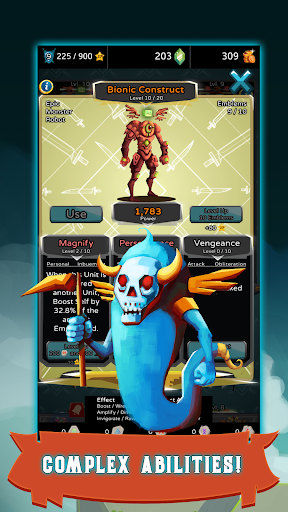 TopCog's Duel Arena - Hero Battle Game 1.0.8 screenshots 6
