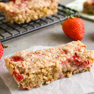 Strawberry Granola Bar Recipe