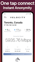 Velocity VPN (No Ads) - Unlimited for Free!