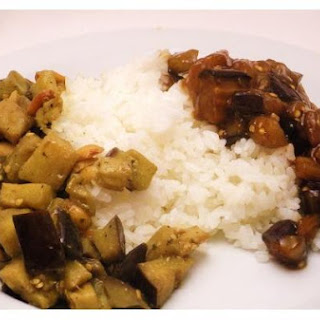 Eggplant With Oyster Sauce
