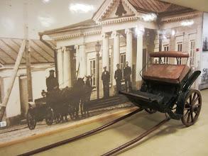 Photo: Tokiu transportu - bėda - buvo lekiama gesinti gaisro