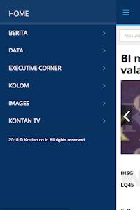 Kontan screenshot 1
