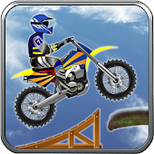 Trail Dirt Bike Race: Offroad