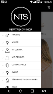 NEW TRENDS SHOP (NTS) - náhled