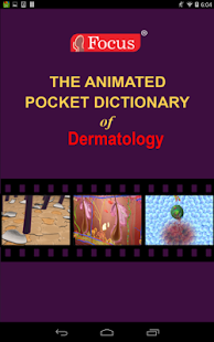 Dermatology - Medical Dict.- screenshot thumbnail