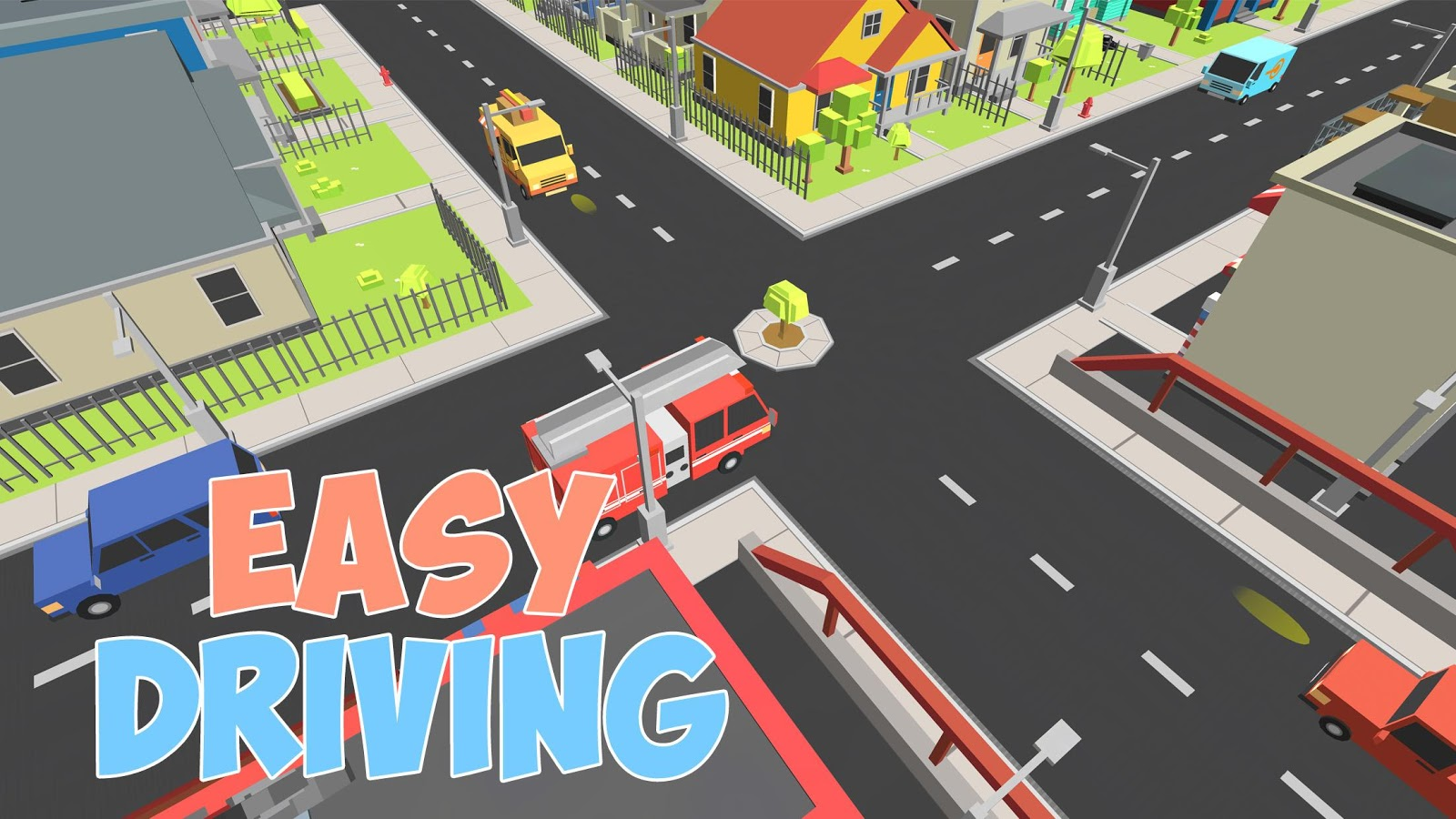 Easy Driving- screenshot