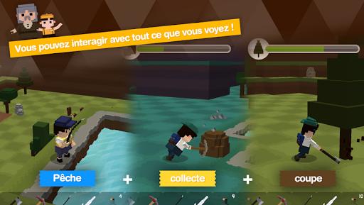 Télécharger Gratuit Pocket World VIP: Island of Exploration mod apk screenshots 2
