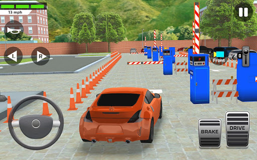 City Car Driving & Parking School Test Simulator apkdebit screenshots 4