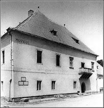 Photo: Muzeul de Istorie - 1971 (?)  sursa: Facebook. R.C.