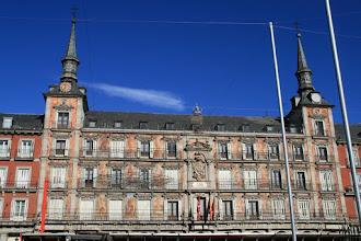 Photo: Casa de la Panadería en la Plaza Mayor