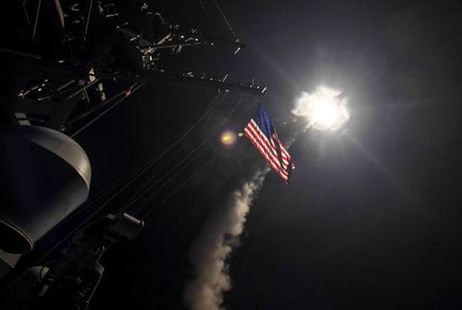 White House releases late-night warning to Syria, Iran and Russia