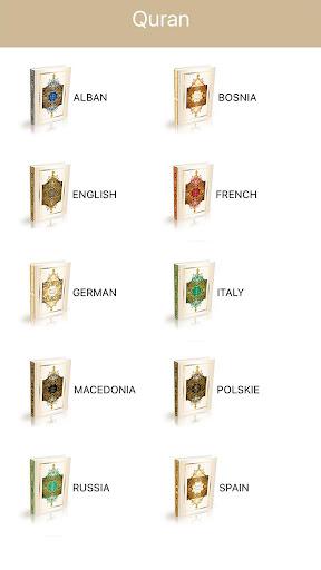 Quran in 10 Languages