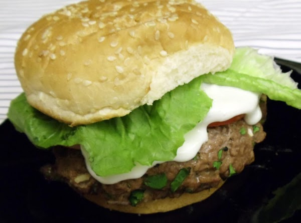 Big Blue Burgers Recipe