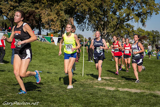 Photo: Girls Varsity - Division 2 44th Annual Richland Cross Country Invitational  Buy Photo: http://photos.garypaulson.net/p411579432/e462a67b6