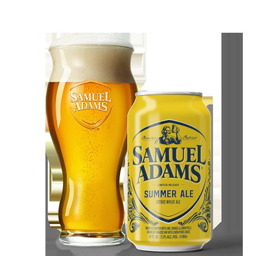 Logo of Samuel Adams Summer Ale