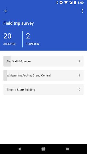 Google Classroom 4.8.312.06.35 screenshots 5